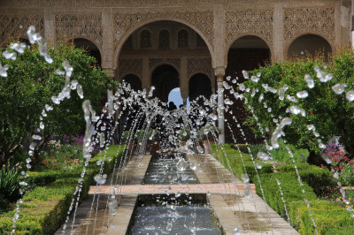 Alhambra schoolreis
