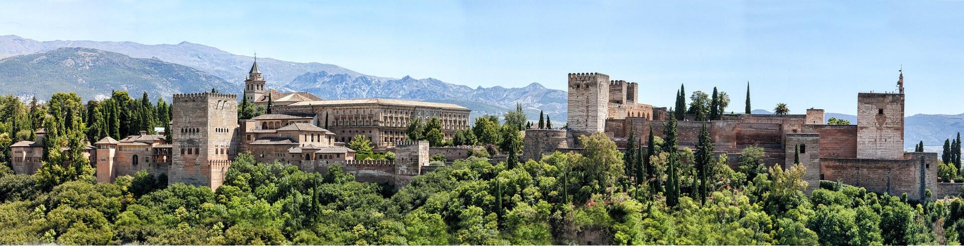Schoolreis Andalusië