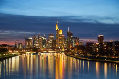 Schoolreis Frankfurt
