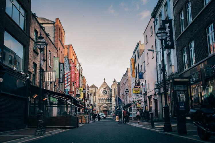 Op schoolreis naar Dublin