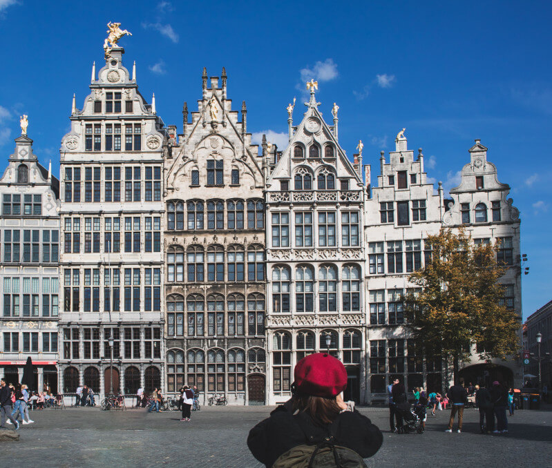 Schoolreis Antwerpen