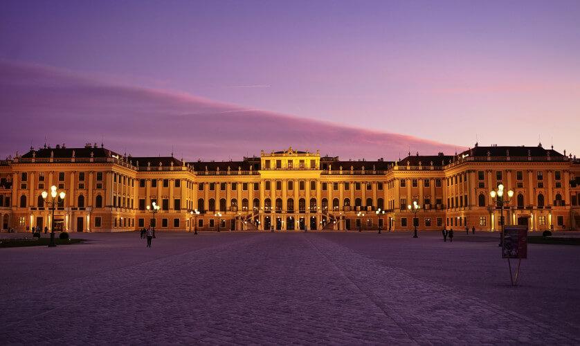 Bezoek Slot Belvedere in Wenen op schoolreis