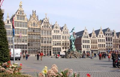 studiereis Antwerpen