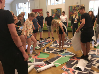 City Story Game op schoolreis in Londen met Travel Inventive