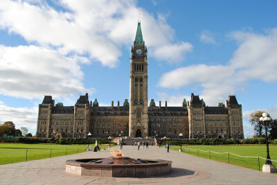 Studiereis Canada, Ottawa