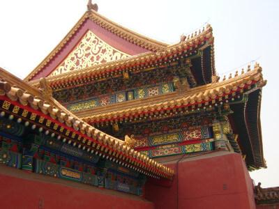 Schoolreis China