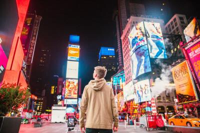 Op schoolreis naar New York