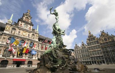 werkweek Antwerpen