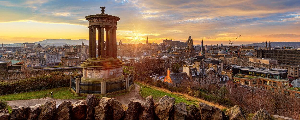 Schoolreis Edinburgh