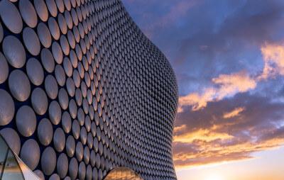 Architectuur in Birmingham