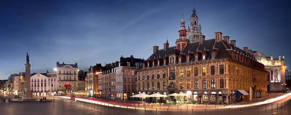 Op schoolreis naar Lille