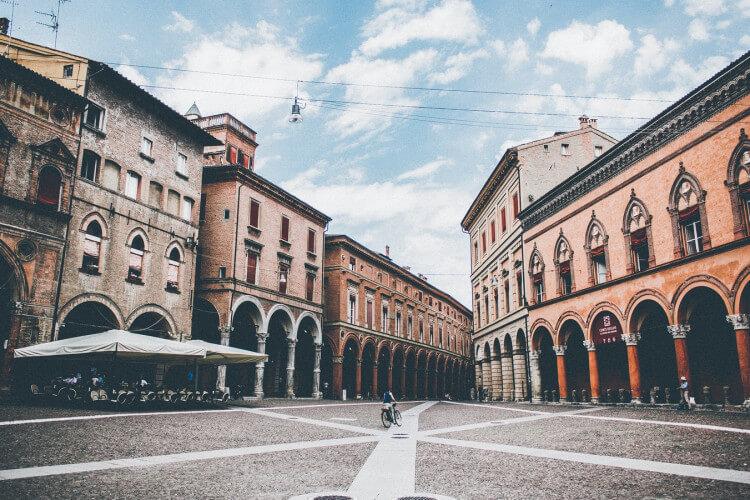 Bologna als schoolreis bestemming