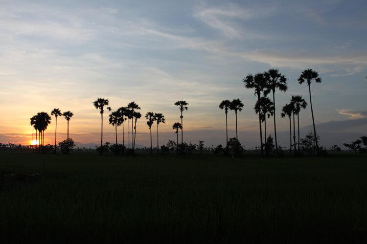 Op schoolreis naar Cambodja