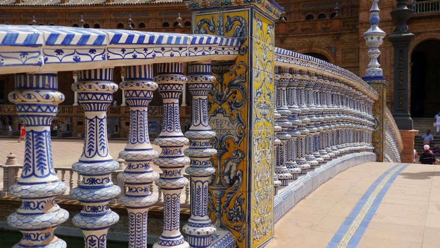 Studiereis Sevilla