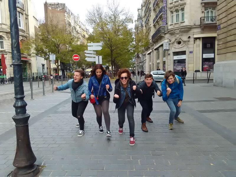 Schoolreis Lille