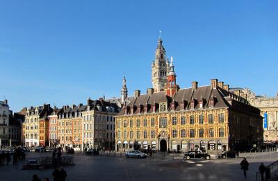 Studiereis Lille