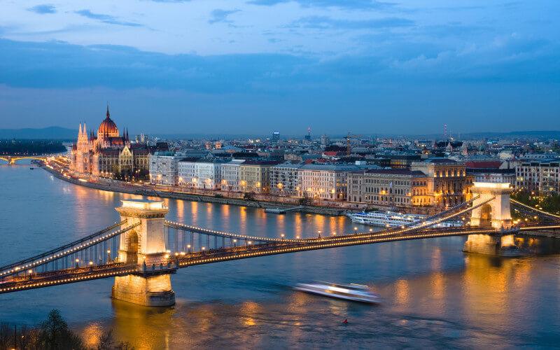 Schoolreis Budapest