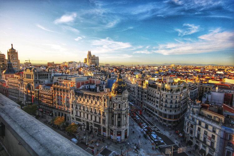 Schoolreis Madrid