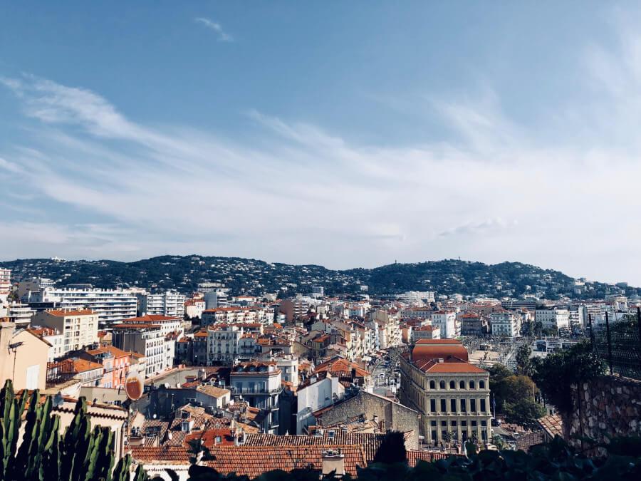 Schoolreis naar de Côte d'Azur