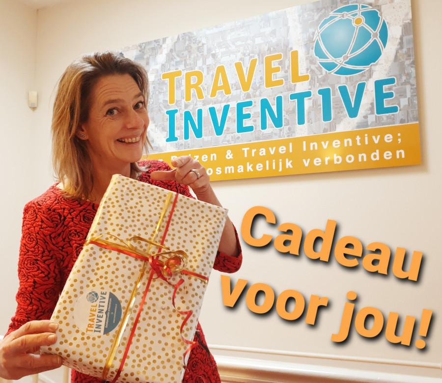 Gratis teamuitje voor docenten met Travel Inventive