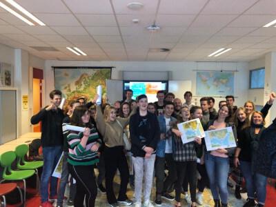 Workshop Wereld van Verschil voorafgaand aan je schoolreis met Travel Inventive