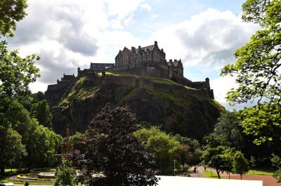 studiereis Edinburgh
