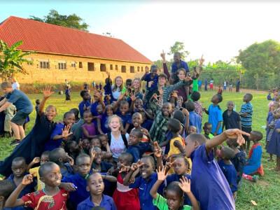 Schoolreis Oeganda