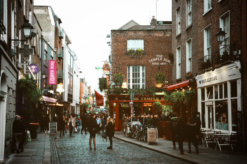 Schoolreis Dublin