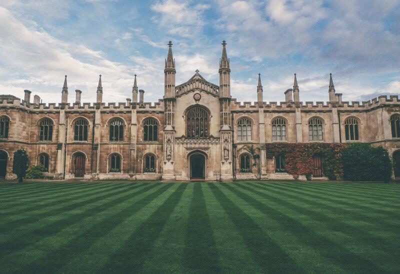 Schoolreis naar Oxford