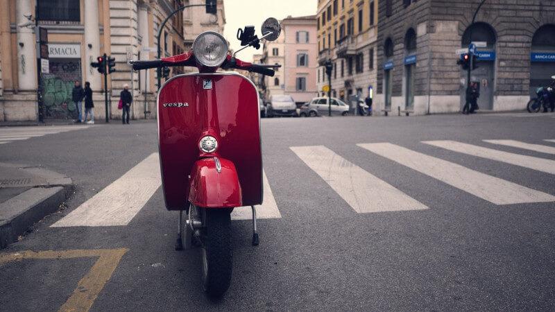 Op schoolreis in Bologna