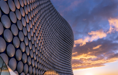 Architectuur in Birmingham